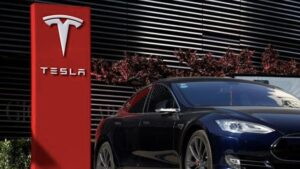 import duty for Tesla vehicles